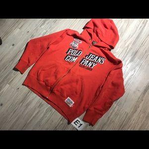 Ralph Lauren Polo Jeans Co P.J.C Full Zip Hoodie